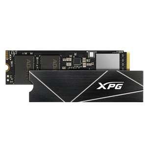 Disco SSD XPG GAMMIX S70 Blade 1TB PCIe Gen4x4 M.2 2280 con disipador