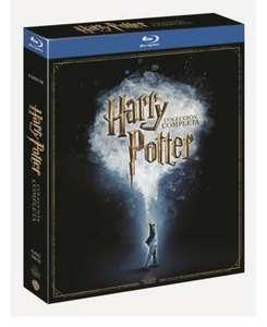 Blu-Ray Harry Potter Colección Completa Ed19