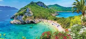 CholloLoco a Corfu(Grecia) 4 Noches Alojamiento 3/4/5*(cancela gratis) + Vuelos +Desayunos por solo 61€ (varios aeropuertos)(PxPm2)
