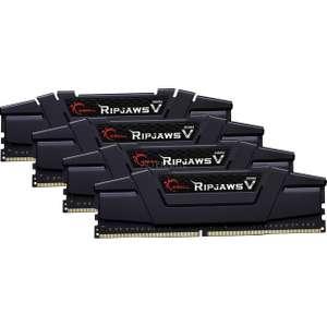 G.Skill Ripjaws RAM 64 GB 4 x 16 GB DDR4 3600 MHz