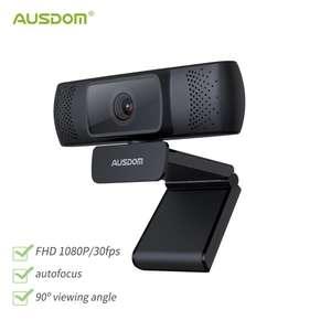 AUSDOM-cámara Web AF640