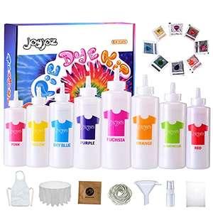 Joyjoz Tie Dye Kit, 8 Colores Permanente