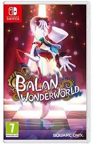 NINTENDO SWITCH: Balan Wonderworld por sólo 9,77€ - Alcampo La Orotava (Tenerife)