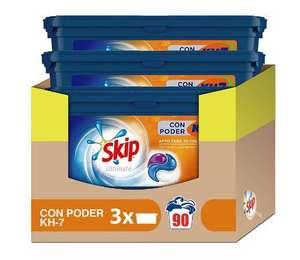 Detergente Skip Ultimate con KH7 (3x30)