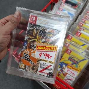 Dragon Ball FighterZ Nintendo Switch en Mediamarkt Grancasa. (Zaragoza)
