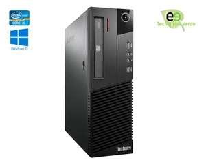 Ordenador Reacondicionado Lenovo M82 Sff Intel i5-3470, 4GB, 250HDD (también 8GB y 250SSD por 150€)