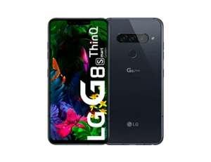 "Móvil - LG G8 Smart Green, Negro, 128 GB, 6 GB RAM, 6.21"" Full HD+, Snapdragon 855"