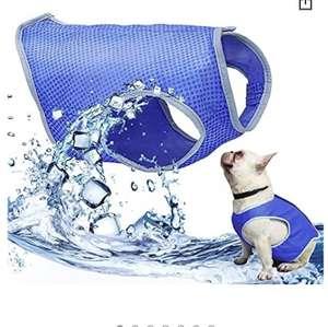 Chaleco Refrescante para Perros, talla M y S