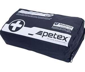 Petex Kit de Primeros Auxilios Contenido según DIN 13164