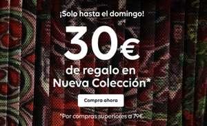 30€ Dto. DESIGUAL Nueva Colección