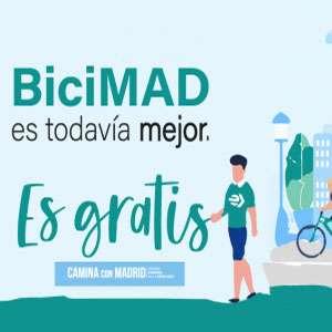 GRATIS :: BiciMad y BiciPARK de 16 al 22 | Actividades Semana Europea de la Movilidad | +Min extras por reciclar