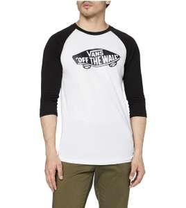 Camiseta 3/4 Vans | Tallas XS a XXL