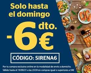 ¡6€ de dto directo en tu compra!