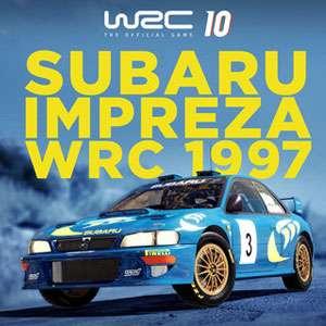 Quédate para siempre el WRC 10 Subaru Impreza WRC 1997 [STEAM, EPIC]