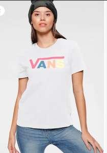 TALLAS XS a XL - Camiseta Vans para Mujer solo 6.90€