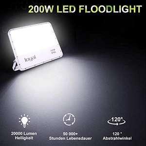 Foco LED 200W