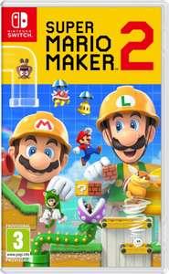 Super Mario Maker 2 Nintendo Switch MediaMarkt