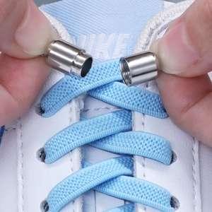 Cordones Elásticos con cierre metálico (varios colores)