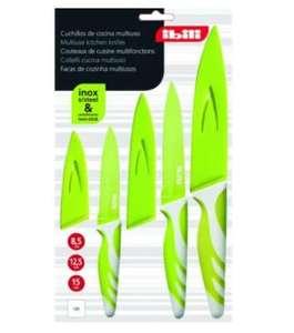 Set cuchillos antiadherente IBILI 8,5-12,5-15 cm