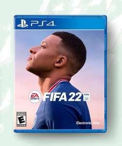 FIFA 2022 PARA PS4