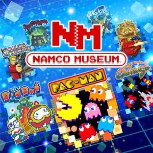 NINTENDO SWITCH: Namco Museum con descuentos del 75% (Desde 4,09€)