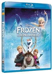 Frozen, El Reino Del Hielo [Blu-ray]