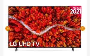 "LG 55UP80006LA Televisor 139,7 cm (55\"") 4K Ultra HD Smart TV"