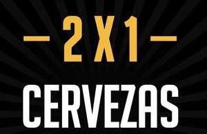 2x1 en varias cervezas (Carrefour)