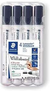Staedtler - Rotulador para pizarra blanca Lumocolor 351 WP4-9X