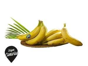 Plátano de Canarias en Lidl del 23/9 al 26/9