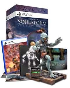Oddworld: Soulstorm Collector's Oddition PS5o ps4 (Coleccionista) + Cosas de regalo