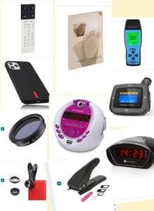 Recopilación de reacondicionados: fotografía, telefonía, hogar, reloj, pc, regalito, exterior/jardín