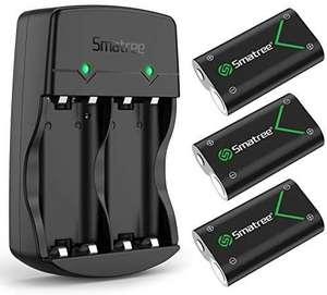 Cargador de Batería Dual para Xbox