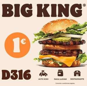 BIG KING - 1€