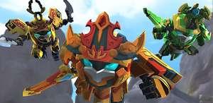 Superhero Fruit 2 Premium: Robot Fighting