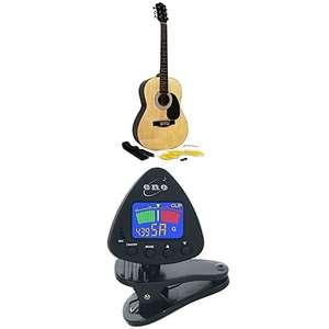 Martin Smith kit de guitarra acústica + afinador + extras