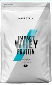 Myprotein Impact Whey Protein sabor chocolate 1kg desde Amazon