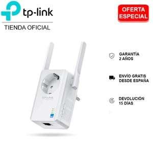 Repetidor Wifi N300 TP- LINK (El 22/09)