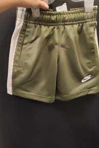 Pantalones cortos Nike niño a 2,50€ y 3,50€ Nike Alcorcón Parque Oeste
