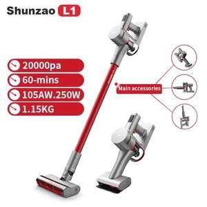Shunzao-aspiradora de mano L1 de 20000Pa