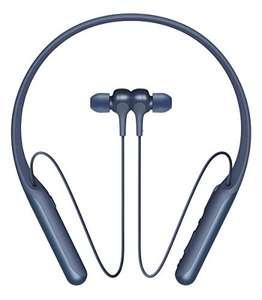 Sony WI-C600N - Auriculares Neckband inalámbricos (Bluetooth, Noise Cancelling con Inteligencia Artificial de una pulsación (AINC), )