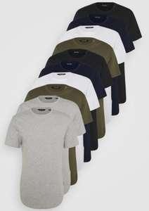 PACK 10 Camisetas Only & Sons 100% Algodón (Disponibles 3 Packs Diferentes en Tallas XS a XXL)