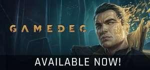 Gamedec version Global