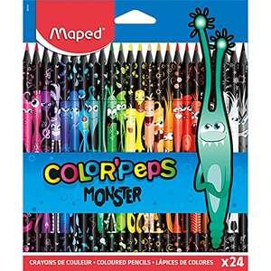 24 lápices de resina decorados