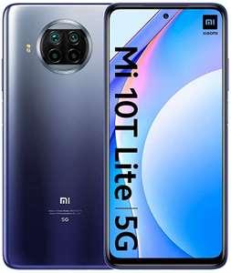 "Xiaomi Mi 10T Lite 5G - Smartphone 6+128GB, 6,67"""" FHD+ DotDisplay, Snapdragon 750G, Azul Atlántico (Versión oficial), con Alexa"