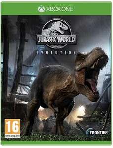 Jurassic World (XBOX)