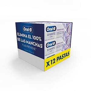 Oral-B 3DWhite Luxe Perfección, 12 x 75ml