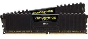 Corsair Vengeance LPX 32GB (2 x 16GB) DDR4 3200MHz C16 C16 XMP 2.0 Módulo memoria escritorio alto rendimiento [descuento al tramitar]