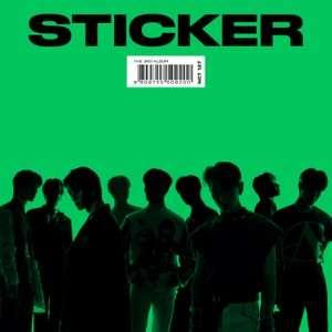 NCT 127 STICKER ALBUM