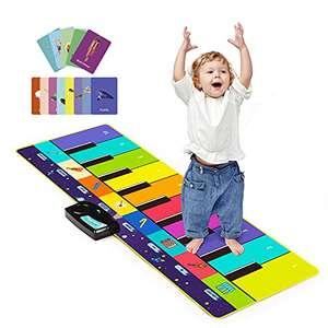 Alfombra Musical tipo Piano para Niños con más de 100 sonidos